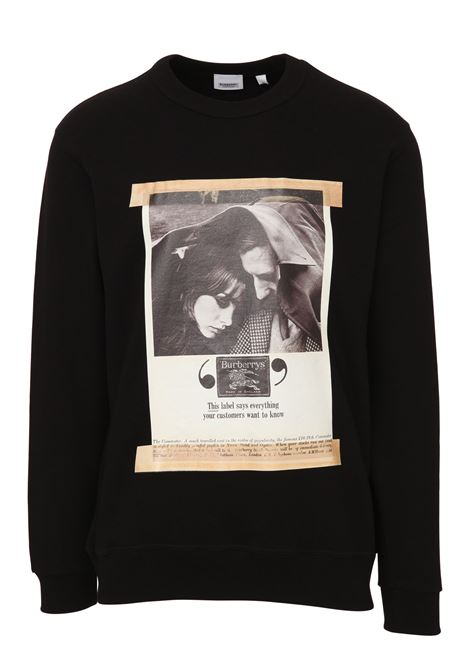 Burberry Sweatshirt  BURBERRY | -108764232 | 8009976BLACK