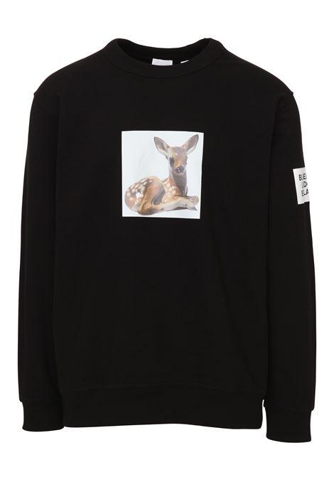 Burberry Sweatshirt  BURBERRY | -108764232 | 8013600BLACK