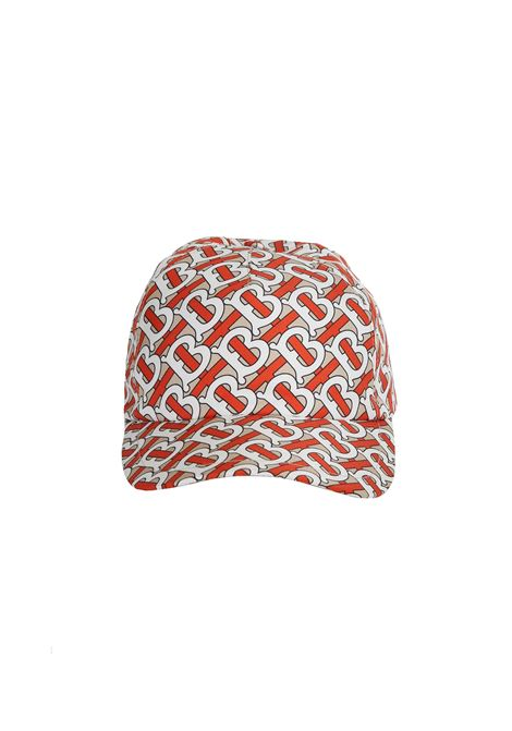 Burberry Cap  BURBERRY | 26 | 8013975VERMILLION