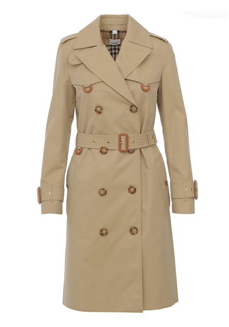 Trench Burberry BURBERRY | -1181181492 | 8014155HONEY