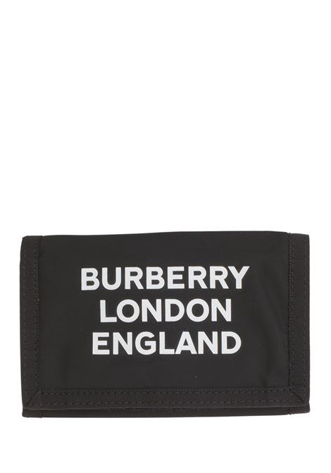 Burberry Wallet  BURBERRY | 63 | 8014723BLACKWHITE