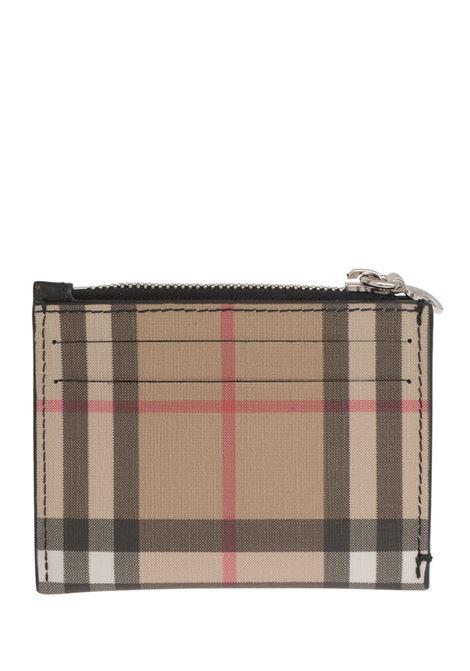 Portacarte Burberry BURBERRY | 633217857 | 8015133BLACK