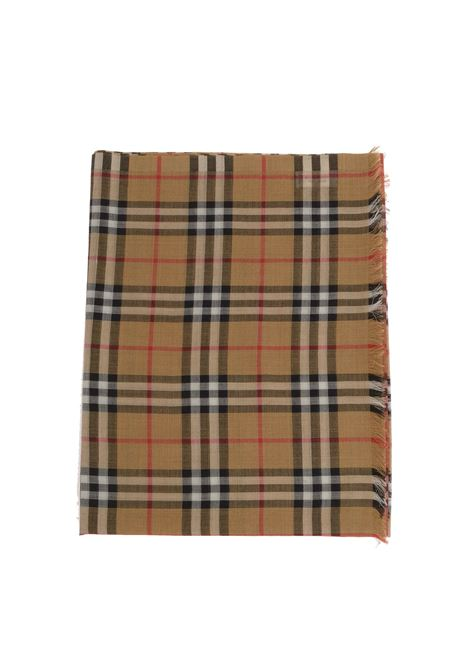Burberry Scarf  BURBERRY | 77 | 8015505YELLOW