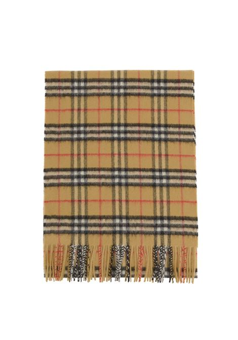 Burberry Scarf BURBERRY | 77 | 8015556YELLOW