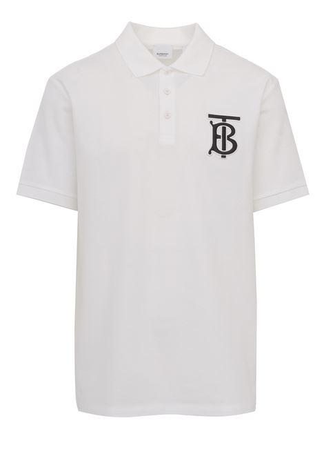 Burberry Polo shirt  BURBERRY | 2 | 8016287WHITE