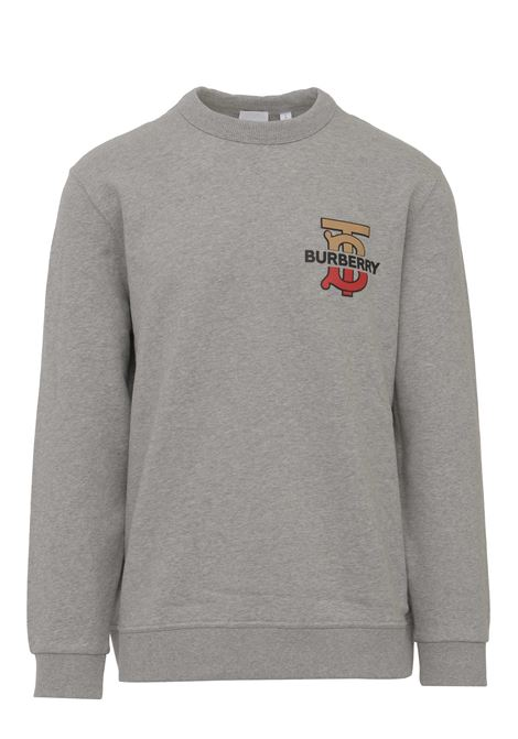 Burberry Sweatshirt  BURBERRY | -108764232 | 8016676GREY