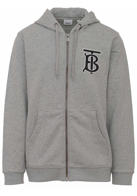 Burberry Sweatshirt BURBERRY | -108764232 | 8017261GREY