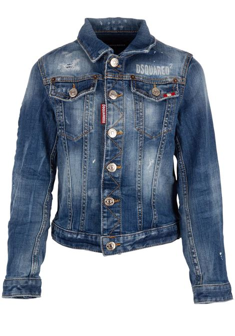 Giubbino Dsquared2 Junior Dsquared2 Junior | 13 | DQ01GTD00TFDQ01