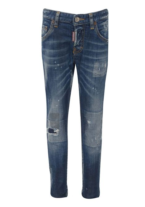 Trousers Dsquared2 Dsquared2 Junior | 24 | DQ021DD00VVDQ01