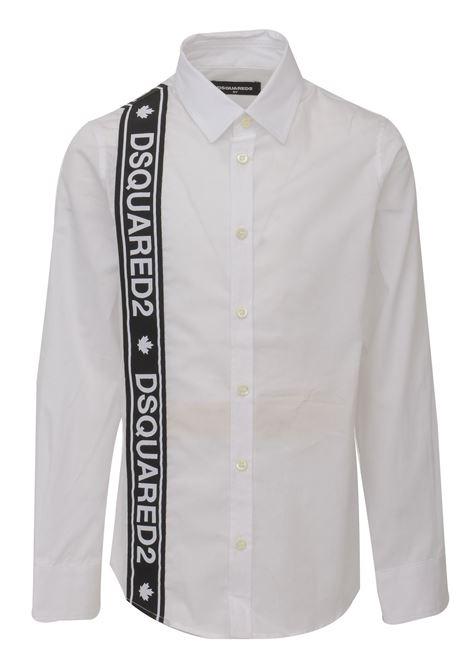 Shirt Dsquared2 Junior  Dsquared2 Junior | -1043906350 | DQ03MPD00EDDQ100
