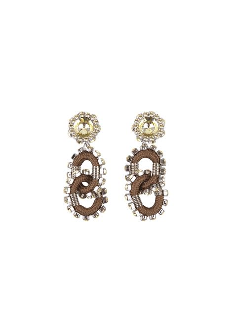 Dsquared2 earrings Dsquared2 | 48 | ERW004818401811M1655