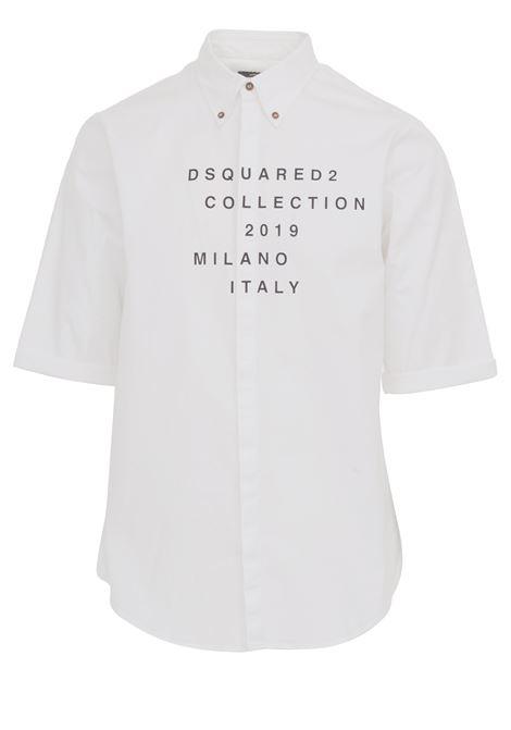 Camicia Dsquared2 Dsquared2 | -1043906350 | S71DM0332S35175100