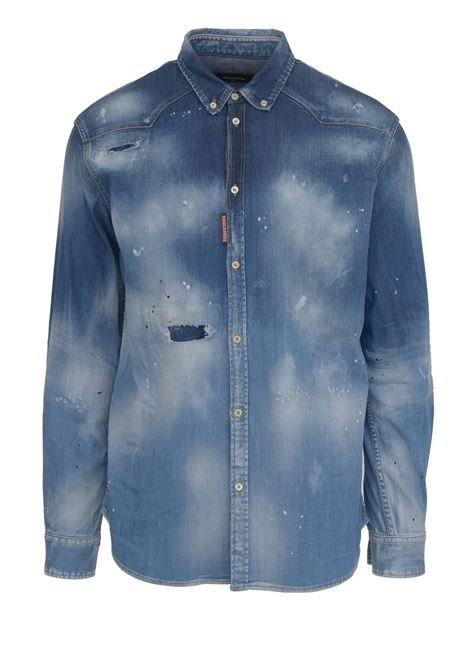 Dsquared2 shirt Dsquared2 | -1043906350 | S71DM0333S30341470