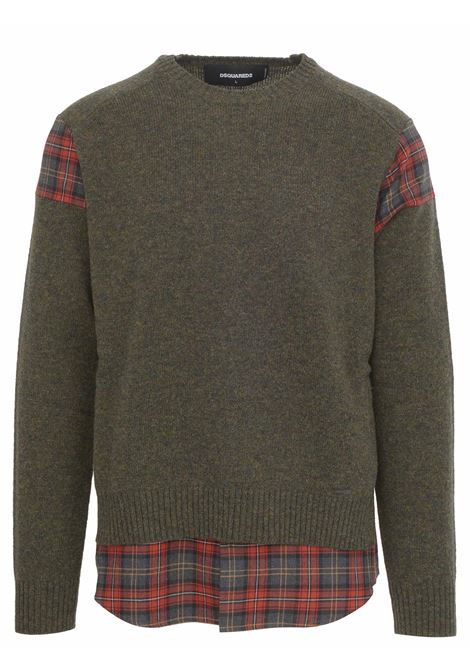 Dsquared2 Sweater  Dsquared2 | 7 | S71HA0912S16166965