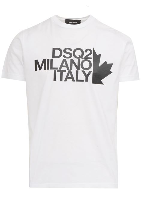 T-shirt Dsquared2 Dsquared2   8   S72GD0169S22427100