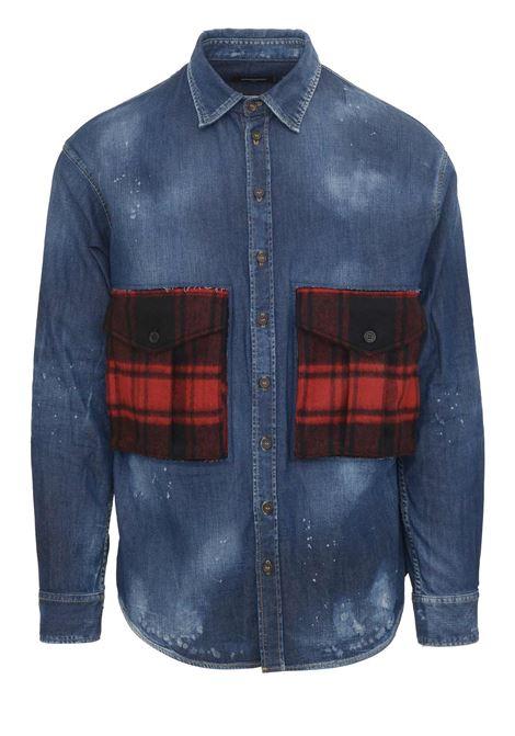 Dsquared2 shirt Dsquared2 | -1043906350 | S74DM0262S30341470