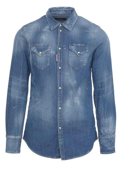 Dsquared2 shirt Dsquared2 | -1043906350 | S74DM0301S30341470