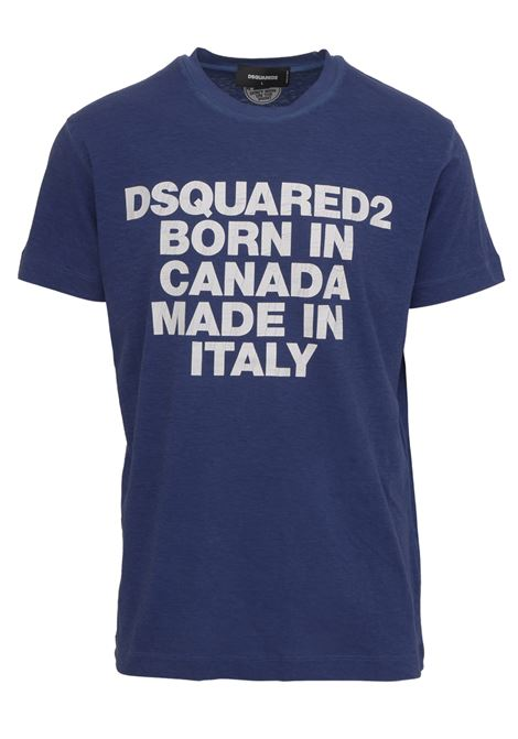 Dsquared2 t-shirt Dsquared2 | 8 | S74GD0592S22507470