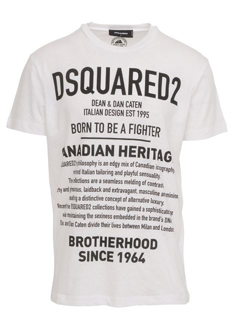 Dsquared2 t-shirt Dsquared2 | 8 | S74GD0594S22507100