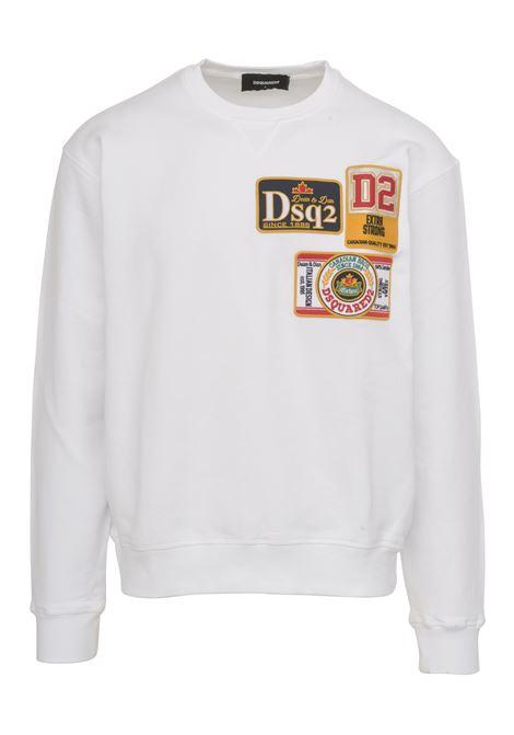 Dsquared2 sweatshirt Dsquared2   -108764232   S74GU0330S25030100