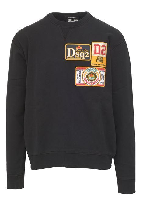 Sweatshirt Dsquared2  Dsquared2   -108764232   S74GU0330S25030900