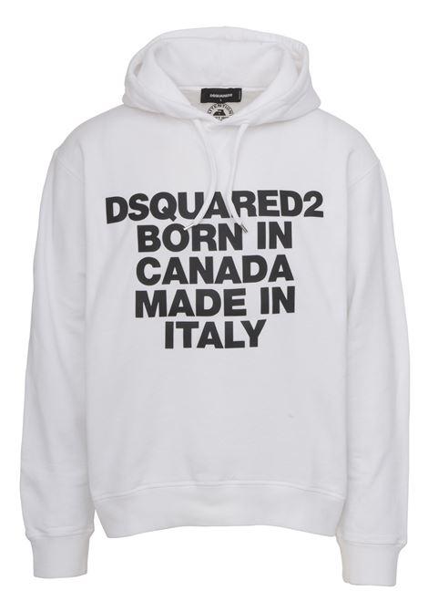 Dsquared2 sweatshirt Dsquared2   -108764232   S74GU0360S25030100