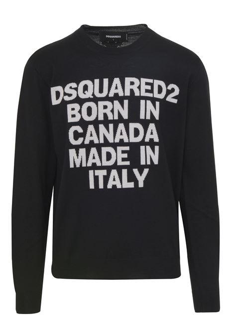 Dsquared2 Sweater  Dsquared2 | 7 | S74HA0978S16799967