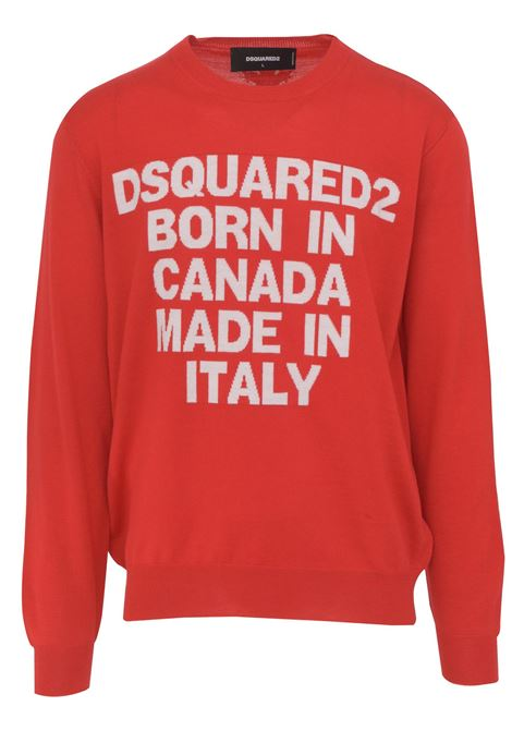 Dsquared2 Sweater  Dsquared2 | 7 | S74HA0978S16799968