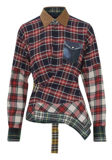 Shirt Dsquared2 Dsquared2 | -1043906350 | S75DL0655S48113002F