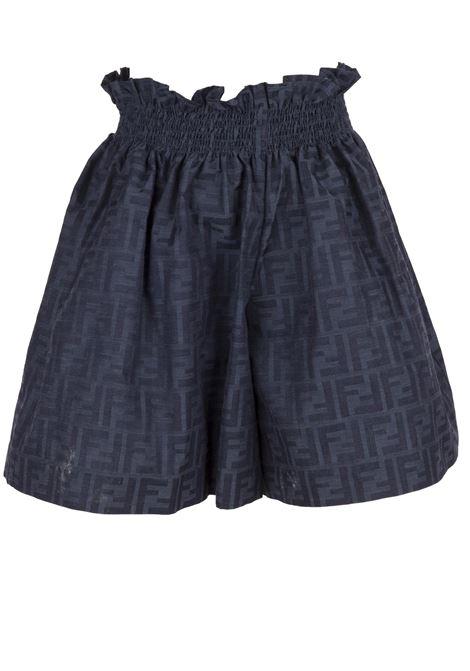 Fendi Kids shorts Fendi Kids | 30 | JFF130A6A5F15A4