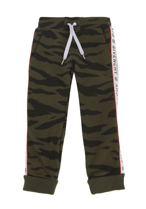 Givenchy Kids Trousers  GIVENCHY kids | 1672492985 | H04062U60