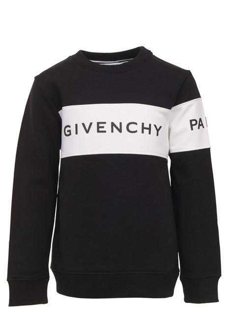 Felpa Givenchy Kids GIVENCHY kids | -108764232 | H2513709B