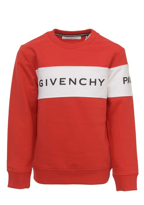 Givenchy Kids Sweatshirt  GIVENCHY kids | -108764232 | H25137991