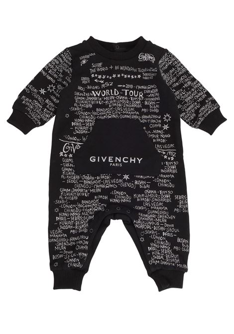 Givenchy Kids Jumpsuit  GIVENCHY kids | 19 | H9404109B
