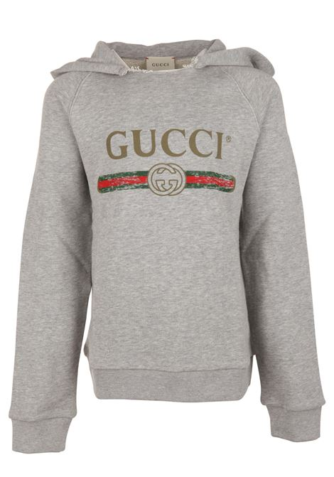 Felpa Gucci Junior Gucci Junior | -108764232 | 532484X9O391676