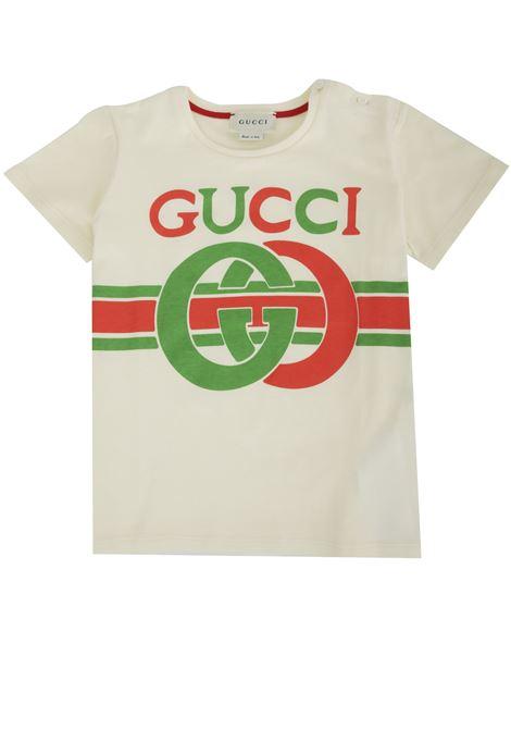 T-shirt Gucci Junior Gucci Junior | 8 | 548034XJBCG9756