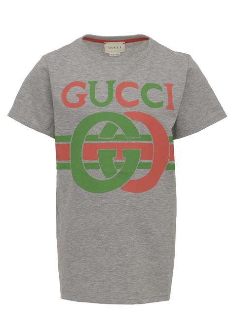 T-shirt Gucci Gucci Junior | 8 | 561651XJBCG1135