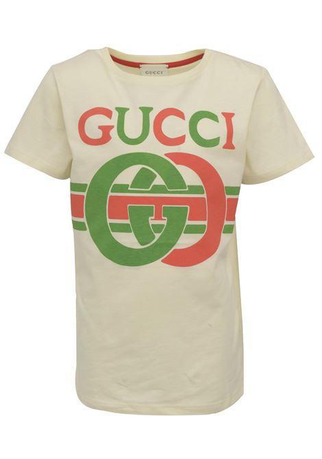 T-shirt Gucci Gucci Junior | 8 | 561651XJBCG9756