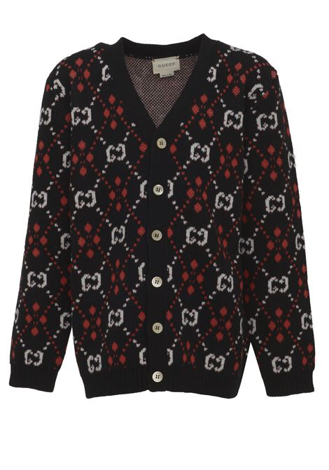 Cardigan Gucci Junior  Gucci Junior | 39 | 565868XKANL1082