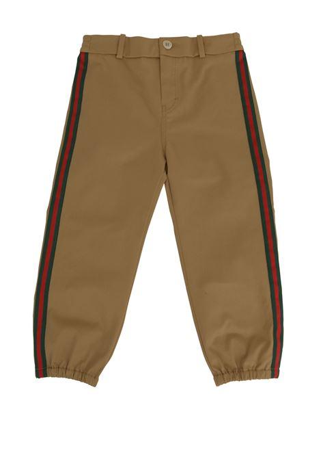 Pantaloni Gucci Junior Gucci Junior | 1672492985 | 573996XWAEW9813