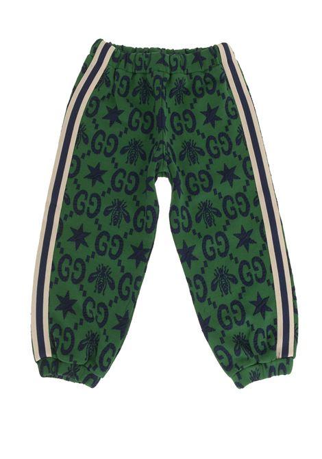Pantaloni Gucci Junior Gucci Junior | 1672492985 | 575043XJA993344