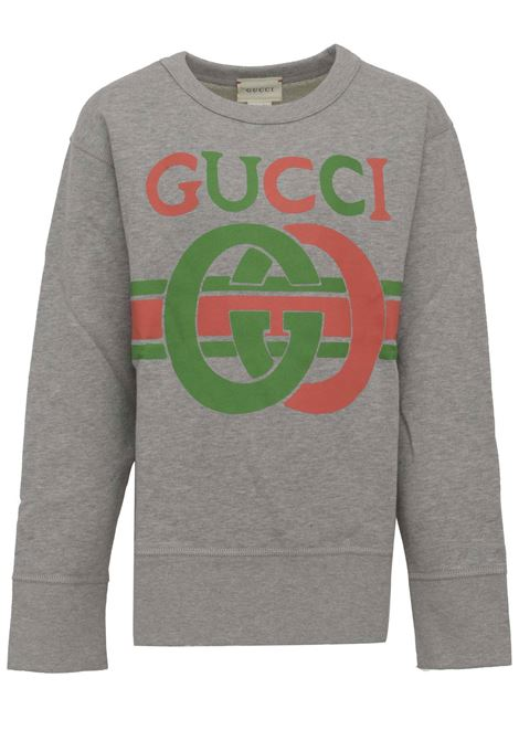 Sweatshirt Gucci Junior  Gucci Junior | -108764232 | 587044XJBDE1135
