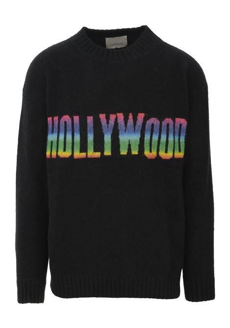 Laneus sweater Laneus | 7 | MGU1011NERO