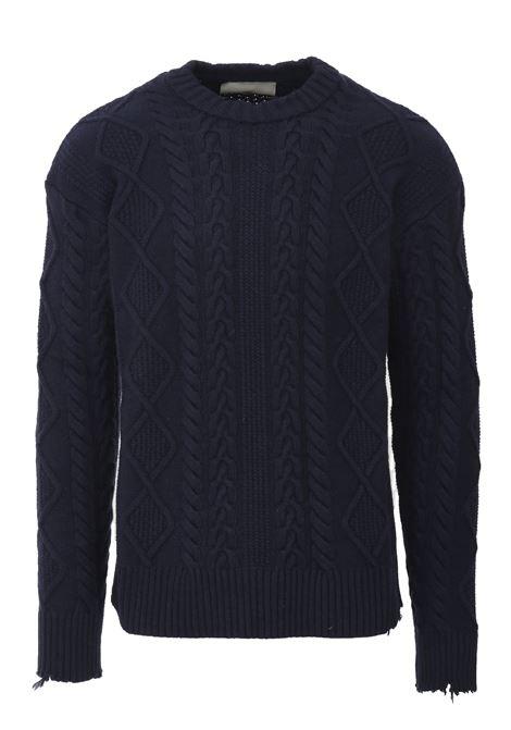 Laneus sweater Laneus | 7 | MGU735BLU
