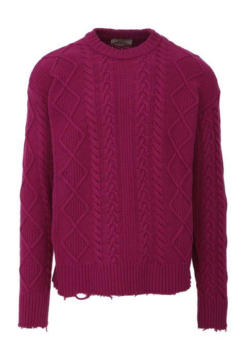 Laneus sweater Laneus | 7 | MGU735FUXIA