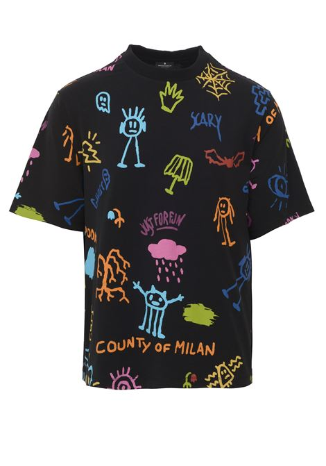 Marcelo Burlon T-shirt  Marcelo Burlon | 8 | AA054E19A880318801