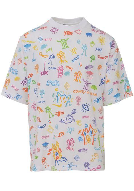 Marcelo Burlon T-shirt  Marcelo Burlon | 8 | AA054E19A900318810