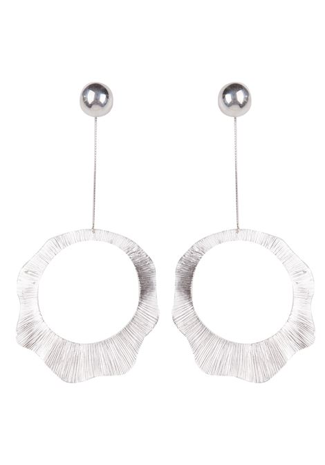 Maria Lucia Hohan earrings Maria Lucia Hohan | 48 | CHAINFLOWERSILVER