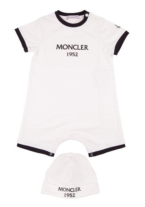 Tuta Moncler Kids Moncler Enfant | 19 | 88137068790A034