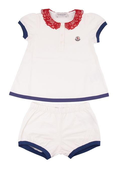 Moncler Kids jumpsuit Moncler Enfant | 19 | 88588058496F034